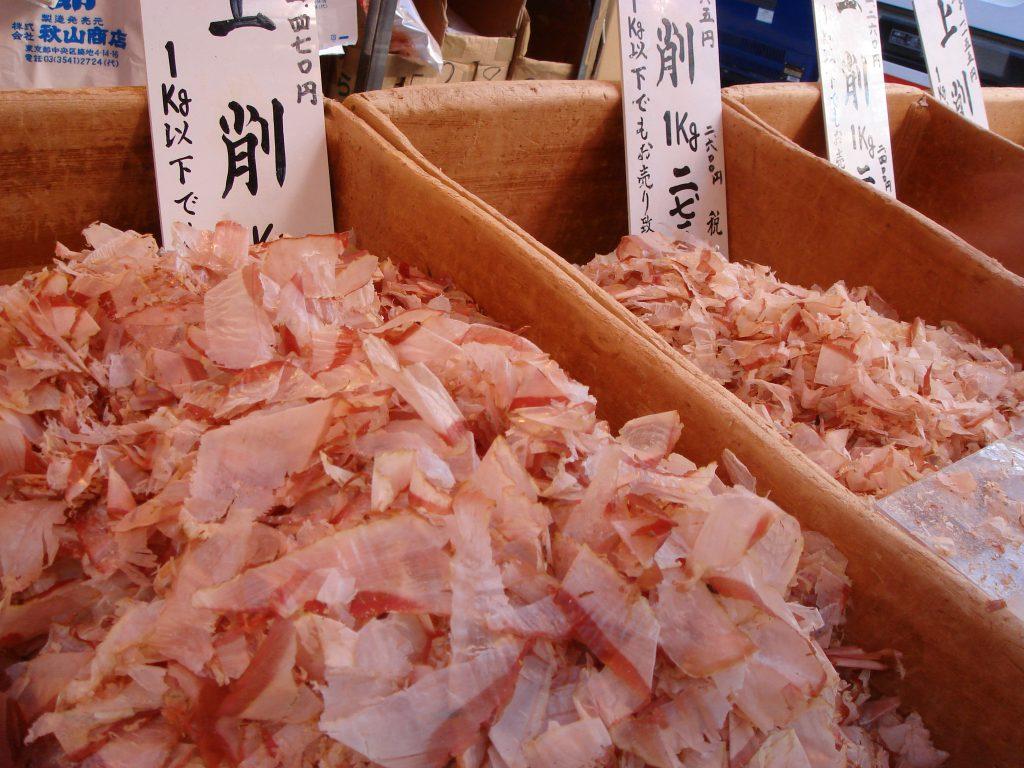 Akiyama shouten, dried bonito flakes