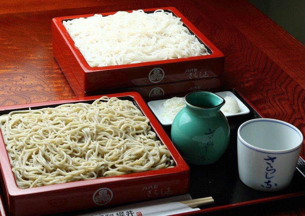 Sarashina Horii, Soba Restaurant Photo by Saori Yoshida