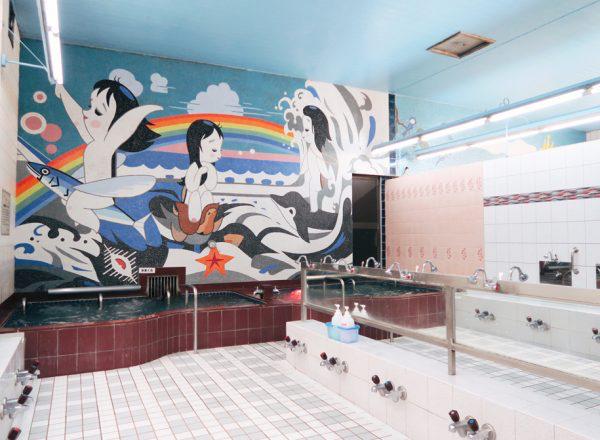 Isshin-yu, Shin-koiwai station