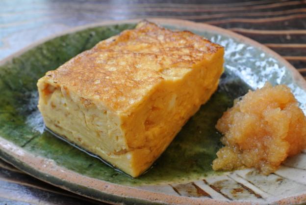 Tamago-yaki at Muromachi Sunaba