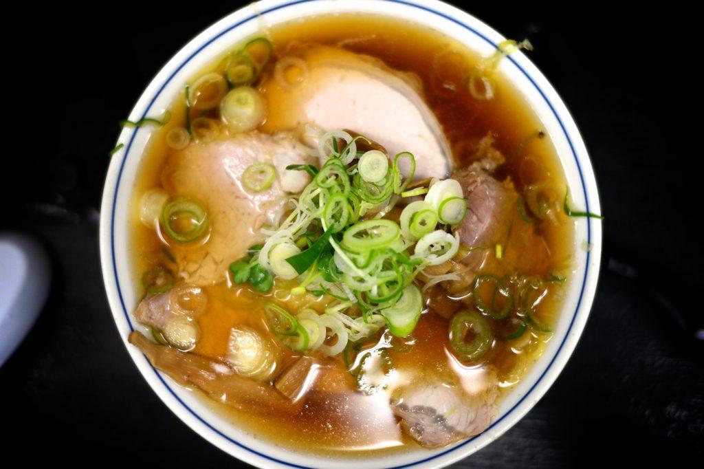 tsukiji inoue, ramen