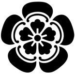 Japanese family crest, Oda mokko