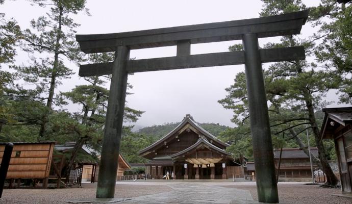 Torii Gate of Izumo Taisha