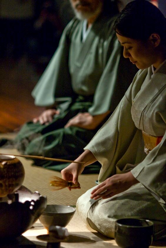 Chado, tea ceremony