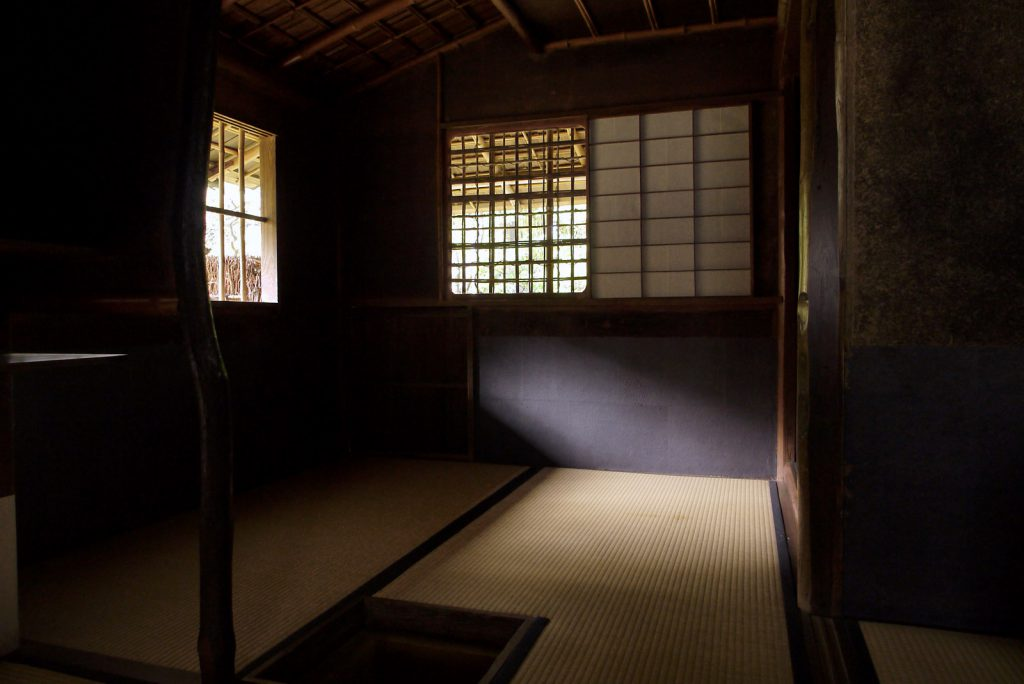 Daitokuji Temple, Tokoin, Tea room