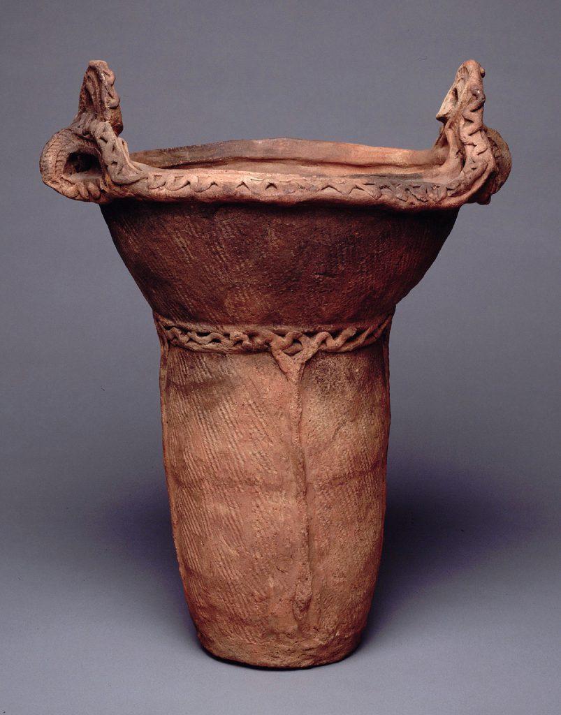 Deep bowl (fukabachi), (2500–1500 BCE)