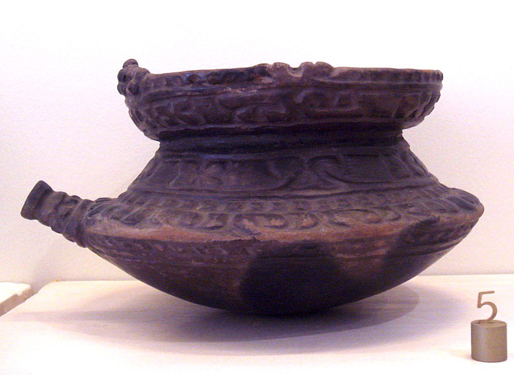 Final Jomon Jar, Kamegaoka