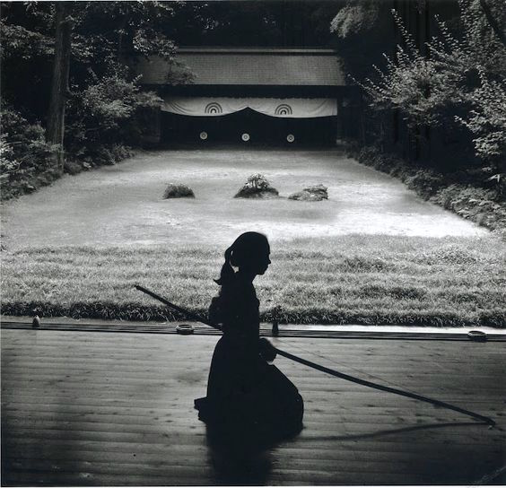 Kyudo photo by Linda Butler from Rural Japan