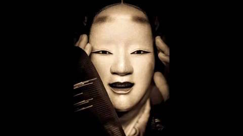 Noh, Female mask