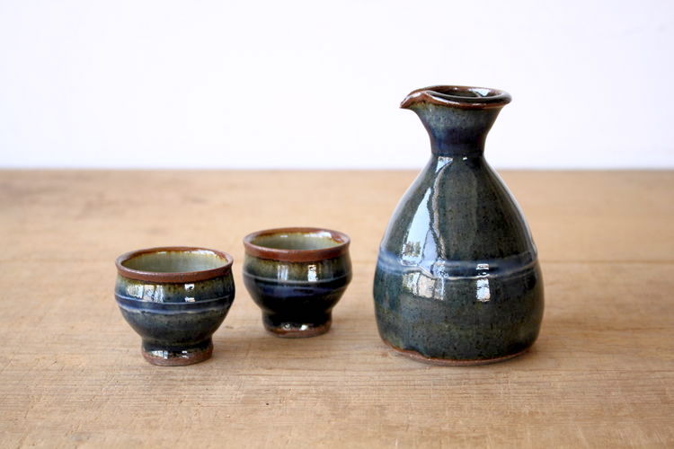 Sake, Tokkuri and Ochoko set