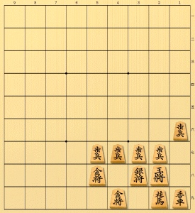Shogi strategy, Mino-gakoi enclosing system