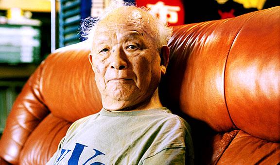 Mizuki Shigeru portrait