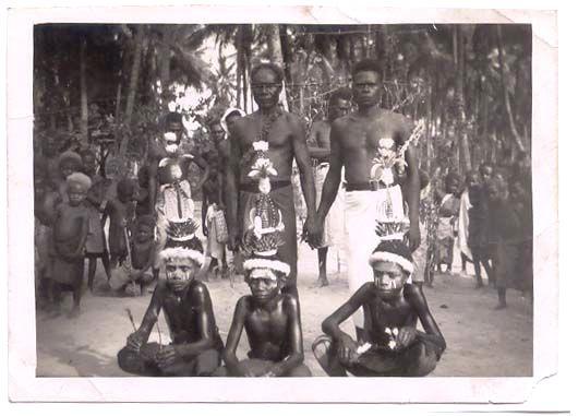 Tolai people 1941