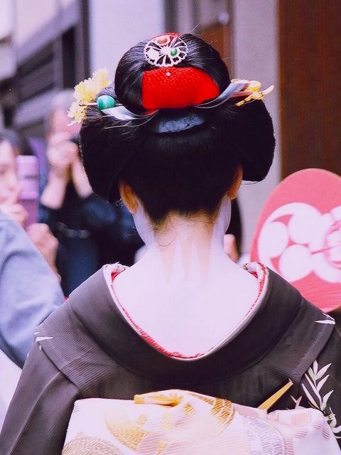 Maiko Hairstyle, Wareshinobu
