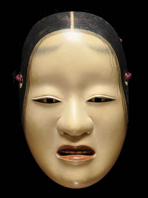 Noh Mask of Deigan