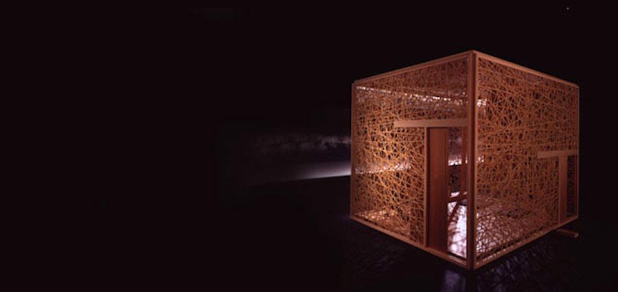 Gyo'an Tearoom by Shigeru Uchida