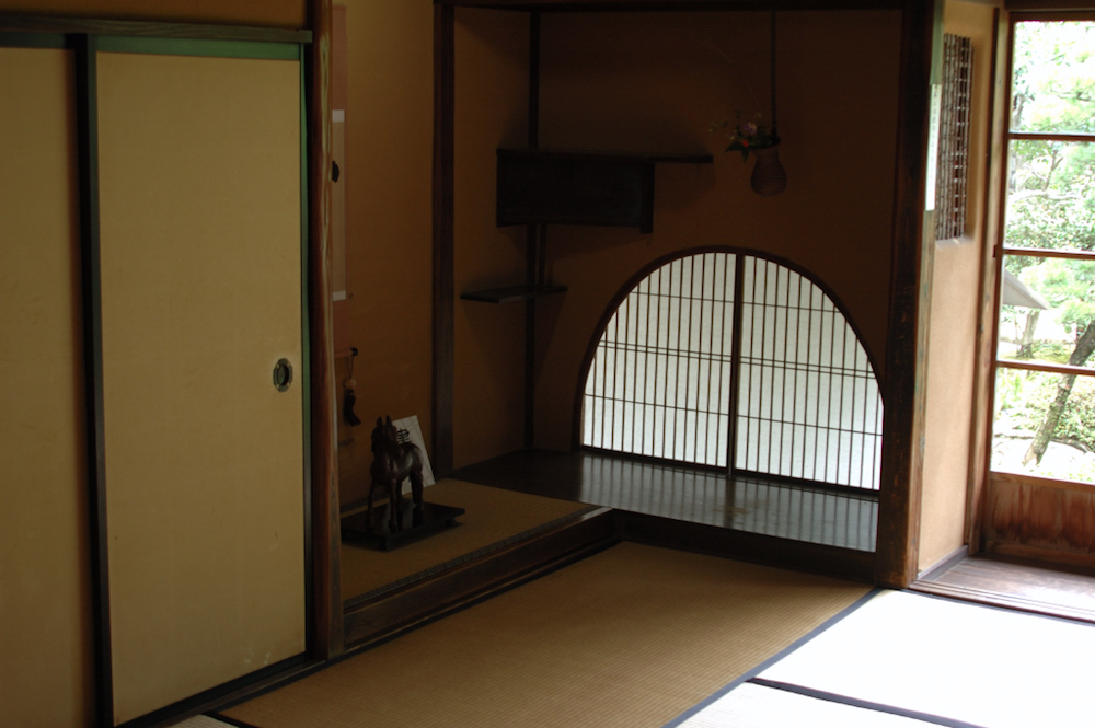 Lafcadio Hearn's old house in Matsue, Japan