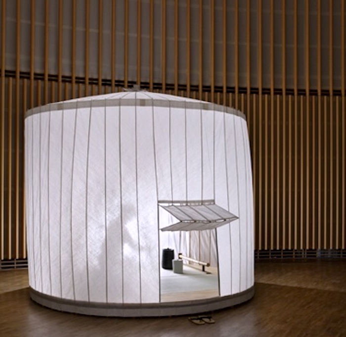 Umbrella Tea House, Japan, Kazuhiro Yajima