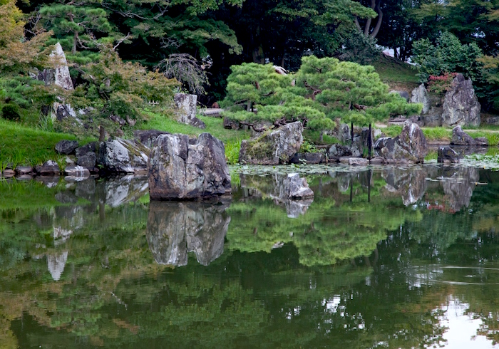 Japanese Garden History Design Principles and Elements