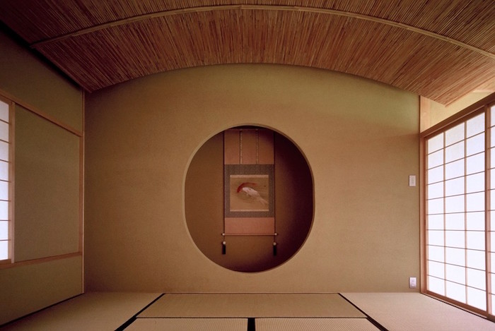 The Tokonoma in House in Hanayashiki,1999 BY TOSHIHITO YOKOUCHI ARCHITECT & ASSOCIATES