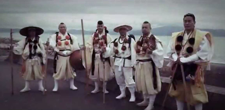 A group of Shugenja
