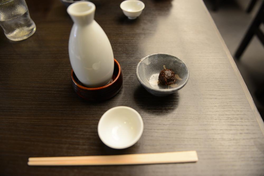 Kanda Yabusoba, Osake