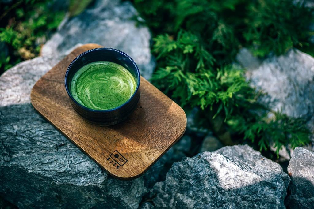 matcha_japanese green tea