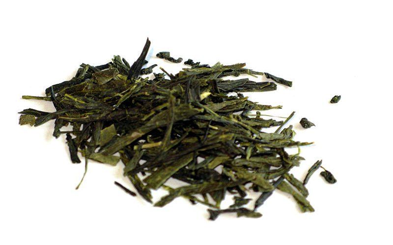 bancha tea leaves